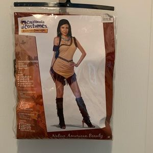 California Costumes Other - Pocahontas Costume adult